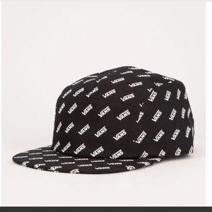 🔥NWT Men's Vans Retro Allover Camper Hat